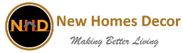 New Homes Decor Logo