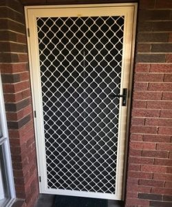 7mm Diamond Grill Security Screen